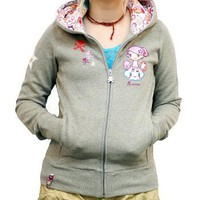 Amazon.com: tokidoki Team Toki Women's Hoodie Medium: Clothing