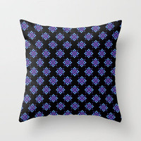 In My Garden Throw Pillow by Alice Gosling | Society6