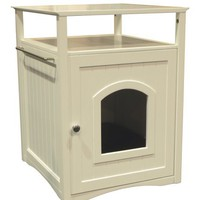Merry Pet Cat Washroom / Night Stand Pet House