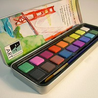 Art Alternatives Pocket Watercolor Set