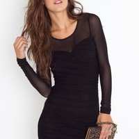 Sweet Mesh Dress in Clothes Dresses at Nasty Gal