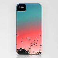 Birds Flying High iPhone Case by Ben Geiger | Society6