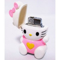 Kitty Lighter Gift for Men Gift for Women