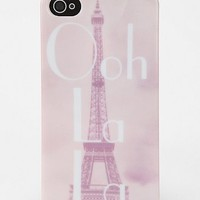 Fun Stuff Paris iPhone 4/4s Case