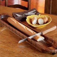 Bread Baguette Tray - Cutting/Serving Tray