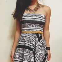 American Apparel Tribal Dress