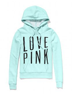 Funnel Neck Perfect Pullover - Victorias Secret PINK - Victoria's Secret