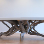 Float Dining Table by benforgeydotcom on Etsy