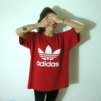 Oversize 90s Adidas Tee