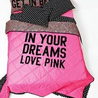 Reversible Comforter - Victorias Secret PINK - Victoria&#x27;s Secret