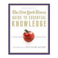 GiftGenius: New York Times Guide to Essential Knowledge