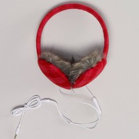 Earbud earmuffs