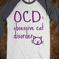 OCD: Obsessive Cat DIsorder