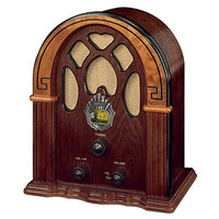 One Kings Lane - Crosley Radio - Companion, Walnut