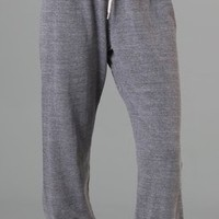 Heather Grey Monrow Vintage Sweatpants