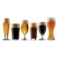 Craft Brew Beer Tasting Glasses (Set of 6) - Bed Bath & Beyond