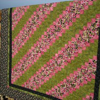 Simple Elegance Patchwork Quilt