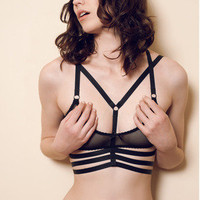 Hopelesslingerie — 'Ellen' Elastic Body Harness
