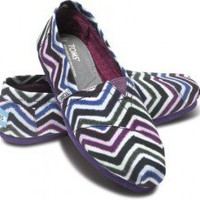 Chevron Women&#x27;s Vegan Classics | TOMS.com