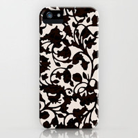 Earth_Black iPhone Case by Garima Dhawan | Society6