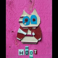 Henrietta the Hoot Owl   Woodland  Recycled by recycledartco