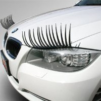 Amazon.com: Carlashes Car Eyelashes Decorative Fashion Accessory: Beauty