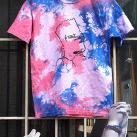 Blunted Bart tye-dye!