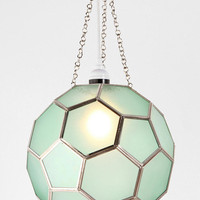 Urban Outfitters - Honeycomb Glass Pendant Shade