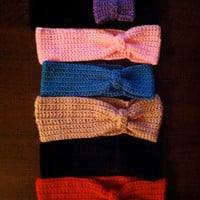 Handmade Crochet Headbands