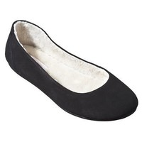 Women&#x27;s Xhilaration?- Stella Suede Ballet Flats -... : Target