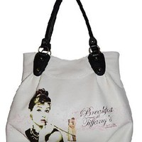 BRAND NEW LICENSED BREAKFAST AT TIFFANY PURSE HANDBAG