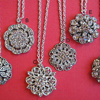 Bridesmaids Jewelry, 20 Choices, U .. on Luulla