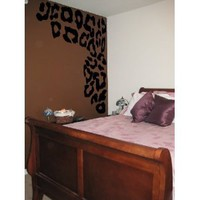 Amazon.com: Leopard Print Spots Vinyl Wall Decal Decor: Everything Else