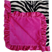 Baby Blanket for stroller Baby Bella Maya pretty prints NEW