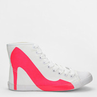 Urban Outfitters - Be&amp;D Brightlight Talon High-Top Sneaker