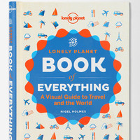 Urban Outfitters - The Book Of Everything By Nigel Holmes