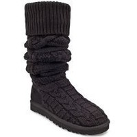 Happy Fashionable Deals! - UGG Australia Over the Knee Twisted Cable Womens Boot