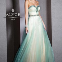 Alyce 5533 Dress at Peaches Boutique