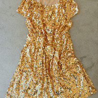 Dazzling Holiday Party Dress [3624] - $52.00 : Vintage Inspired Clothing & Affordable Fall Frocks, deloom | Modern. Vintage. Crafted.