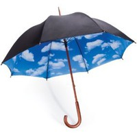 "Amazon.com: MOMA Museum of Modern Art Umbrella ""SKY\"": Kitchen & Dining"