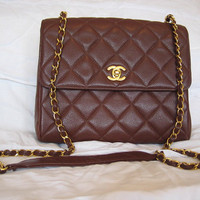 Rare Authentic Chanel Classic Bag