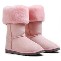 UGG Classic Tall 5815 Pink Outlet UK