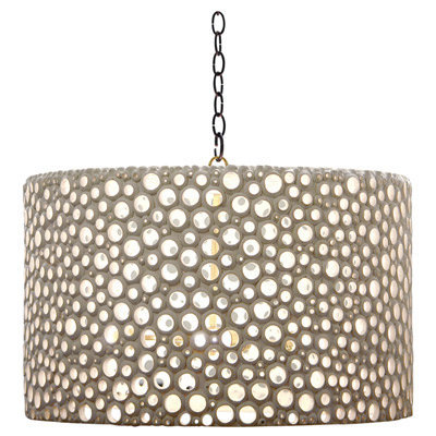 Oly Studio Meri Drum Chandelier
