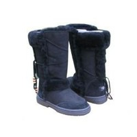 UGG Nightfall 5359 Black Boots Outlet UK