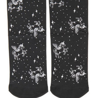 MYSTIC UNICORN TIGHTS