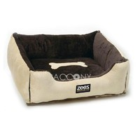 Reversible Fleece Pet Beds with Zipper