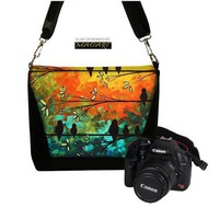 Digital Slr Camera Bag DSLR Camera Bag Purse by janinekingdesigns