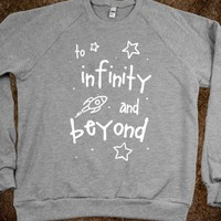 To Infinity... - Adventure Tees