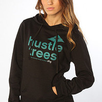 LRG The Hustle Trees Fleece Pullover Hoody in Black : Karmaloop.com - Global Concrete Culture