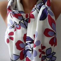 Super Elegant scarf    Cotton pashmina fabric